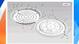 Apple patents new pizza box to keep the pie from getting soggy