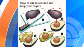 People are suffering from 'avocado hand' injuries trying to remove seed