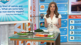 Drop 10 TODAY: How to make veggies tasty as well as healthy