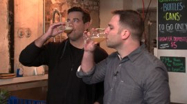 Carson Daly learns to make craft beer: TODAY's Summer of Yes