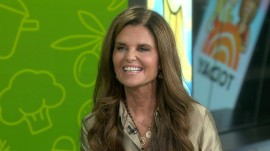 Maria Shriver reveals secrets of 'blue zones' where people live to 100