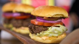 Barbecue hacks to help you grill the perfect burger