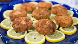 Salmon croquettes: Sheinelle Jones' mom shares her recipe