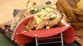 Firecracker shrimp tacos: Make this signature dish from Volcano Bay