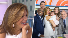 Hoda on bringing Haley Joy to TODAY for Mother's Day: 'She belongs to all of us'