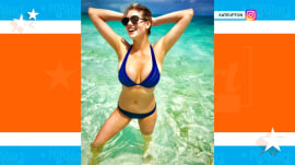 Kate Upton: 'I'm still not confident in a bathing suit'