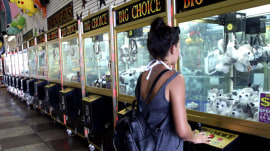 Love arcade games? Why you now might actually win
