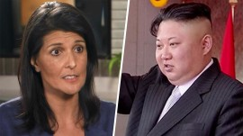 Nikki Haley to North Korea: Don't give us a reason to have a fight