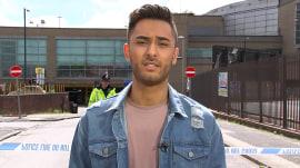 Manchester bombing witness: 'It sounded like a gunshot'