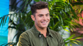 Zac Efron talks about 'Baywatch,' his training regimen, co-star Dwayne Johnson