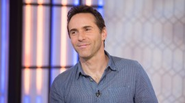 Alessandro Nivola on playing Bernie Madoff's son Mark in 'Wizard of Lies'