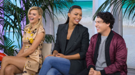 'Baywatch' actors talk about Dwayne Johnson, Pamela Anderson in big-screen reboot
