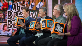 'Brady Bunch' stars reunite on TODAY: 'They don't make shows like that anymore'