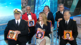 See 'The Love Boat' cast reunite live on TODAY – and play a fun game!