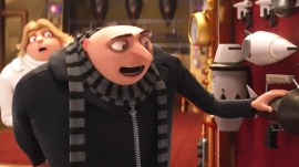 Get a sneak peek at 'Despicable Me 3' (and at Dylan's baby Calvin!)