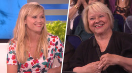 Reese Witherspoon jokes about her mom's inappropriate texts on 'Ellen'