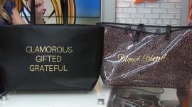 Arthel Neville bags, Anne Lamott book: KLG and Hoda's Favorite Things