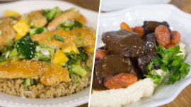 Pineapple chicken vs. braised short ribs: Ultimate Cook-Off showdown