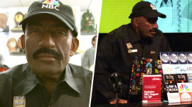 Watch Al Roker (in disguise) surprise customers at the NBC Shop