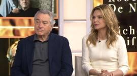 Robert De Niro and Michelle Pfeiffer talk 'Wizard of Lies,' Madoff scandal
