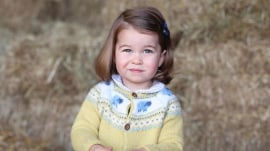 Happy 2nd birthday, Princess Charlotte!