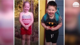 We're loving these mini-me pictures! These parent-child lookalikes are the best