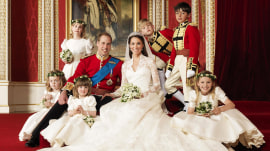 See the gorgeous wedding dresses worthy of royalty