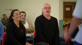 Tim Robbins: The Prison Project helps inmates find lost emotions