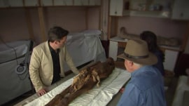 Could technology solve 3,000-year-old mystery of the 'Screaming Mummy'?