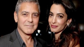 Well-wishes pour in for George and Amal Clooney after birth of twins