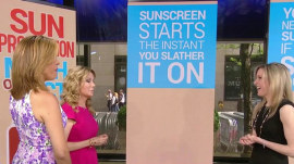 Sun protection myths and facts: A T-shirt is NOT better than sunscreen