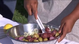 Zesty potato salad: It's easy to make for your Father's Day barbecue