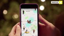 New Snapchat map feature has parents worried about children's safety