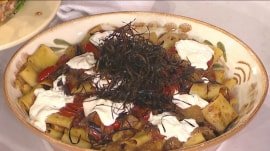 Summer watermelon salad and pasta dishes: Get Anthony Scotto's recipe!