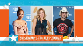 Jennifer Lopez joins Macy's Fourth of July Fireworks Spectacular