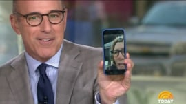 See Meredith Vieira's surprise TODAY appearance on iPhone's 10th anniversary