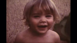 See Jenna Bush Hager at adorable age 2 (people thought she was a boy)