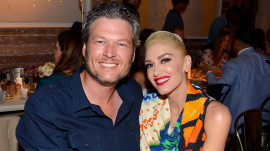 Blake Shelton to Hoda: Gwen and I are 'content and happy'