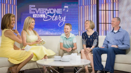 Everyone Has a Story: How one boy with Tourette's syndrome is helping others