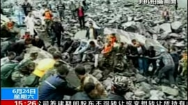 120 feared dead after major landslide in China