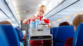 Airline etiquette: Should you tip your flight attendants?