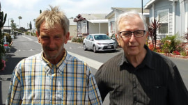 Father finds out the son he thought he'd buried is still alive