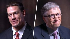 John Cena goes one-on-one with Bill Gates about anti-polio campaign