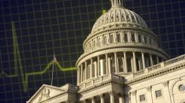 Democrats stage overnight protest of Republican health care bill