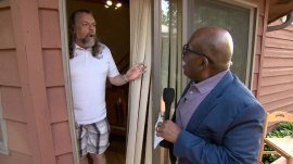 See Al Roker surprise a deserving dad with a live backyard barbecue