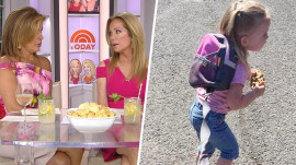 Stop judging dad who put his daughter on a leash, Kathie Lee says