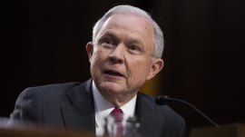 Jeff Sessions defiant under grilling before Senate about Russia investigation