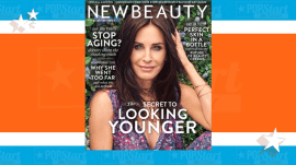 Courteney Cox opens up about her facial injections