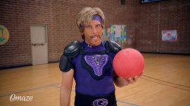 'Dodgeball' cast reunites for charity dodgeball game