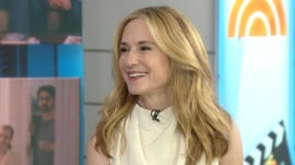 Holly Hunter: I was intimidated to take 'The Big Sick' role
